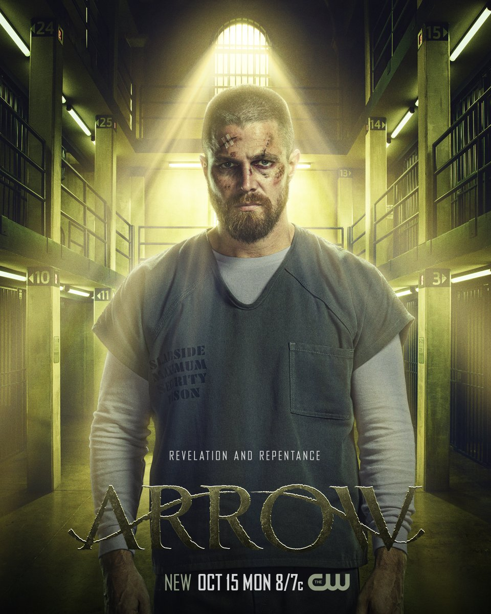 Arrow / Стрелата – Сезон 7 Епизод 22 (финал)