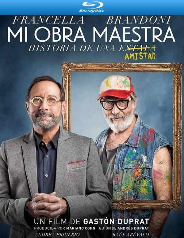 Mi obra maestra / Моят шедьовър / My Masterpiece (2018)