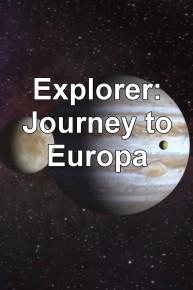 Изследовател: Пътуване до спътника Европа (2019)