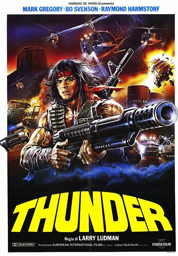 Thunderbolt / Гръмотевицата (1983)